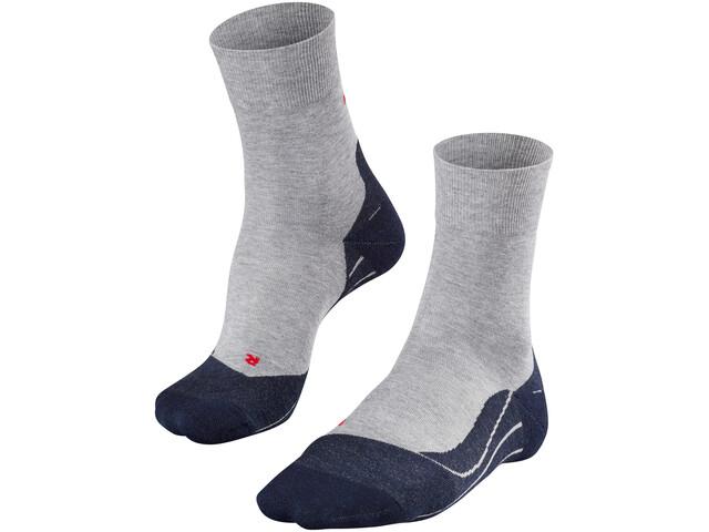 Falke RU4 Running Socks Herre light grey